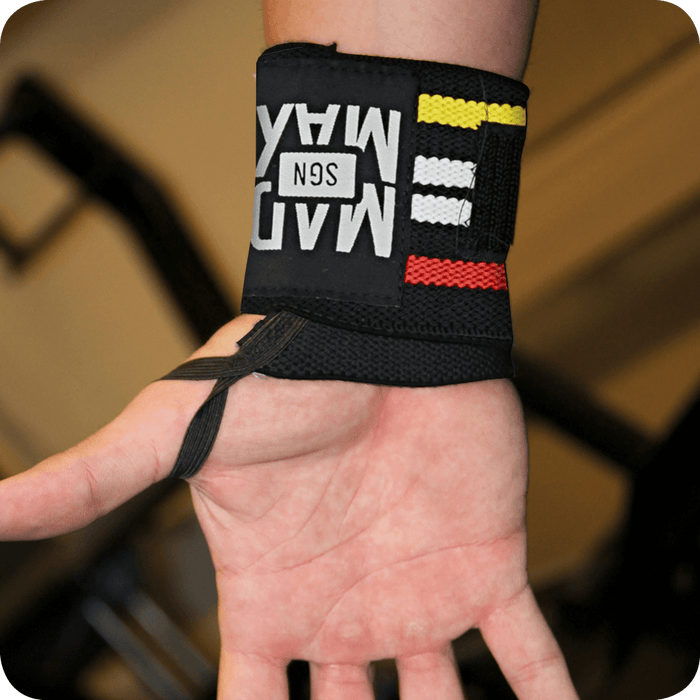 Wrist Wraps - Multi Colour