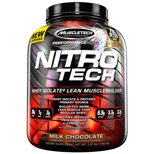 Nitro-Tech Performance Series - 1800g.