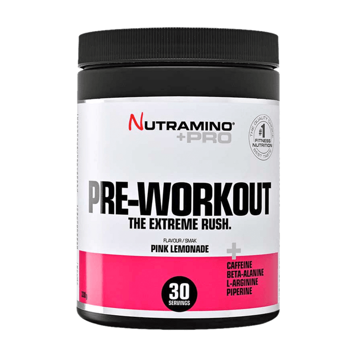 +Pro Pre-Workout Powder - 315g.