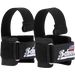 Power Lifting Straps with Dowel - Black