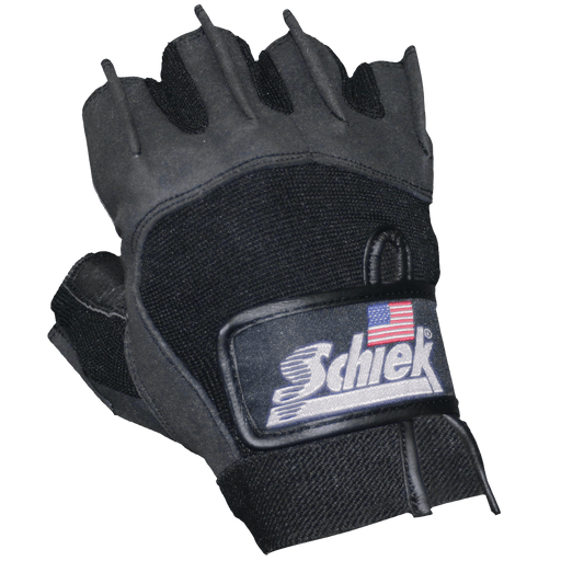 Premium Lifting Gloves - Black