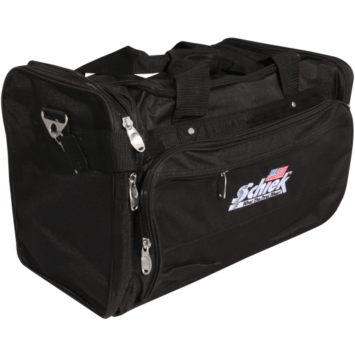 Schiek Gym Bag - Black