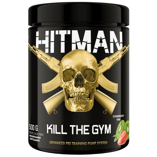 Hitman - Kill The Gym - 500g.