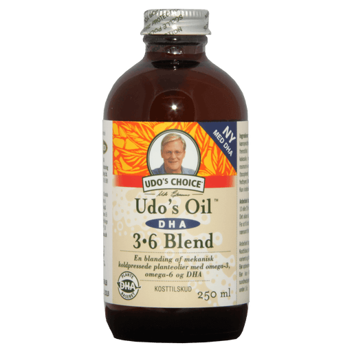 Udos DHA Oil Blend – 250ml.