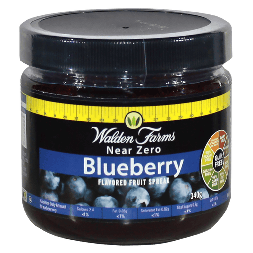 Blueberry Fruit Spread – 340g.
