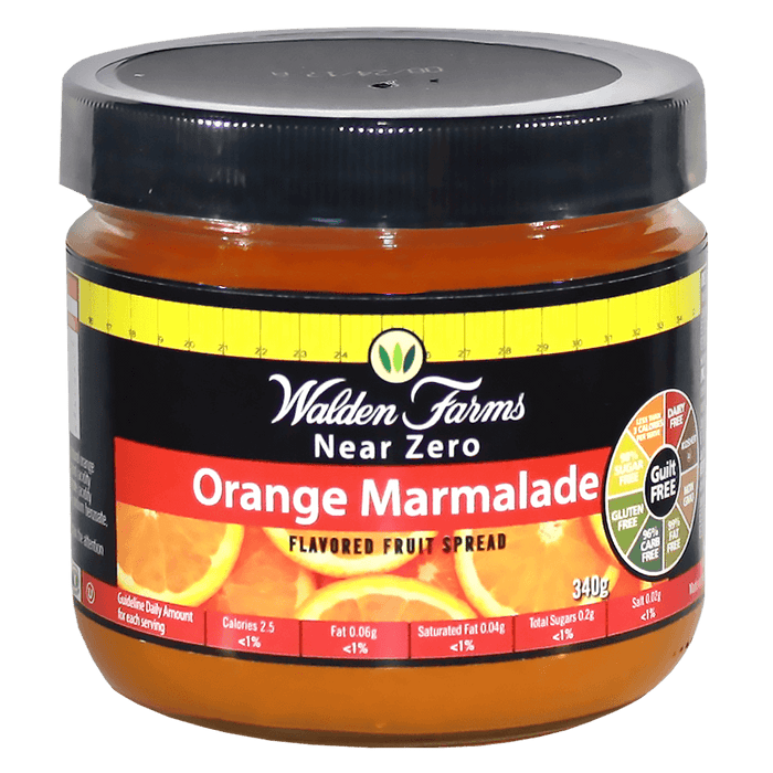 Orange Marmalade Fruit Spread – 340g.