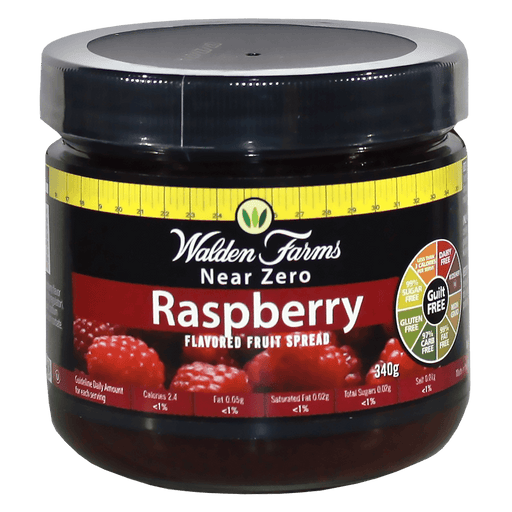 Raspberry Fruit Spread – 340g.