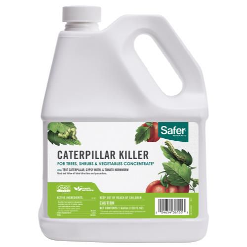 Grow Kings - Safer® Caterpillar Killer for Trees, Shrubs & Vegetables