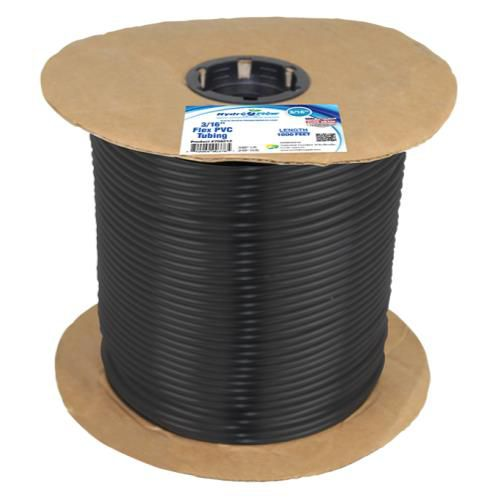 Grow Kings - Hydro Flow® EZ Flex® PVC Tubing - 1000 ft
