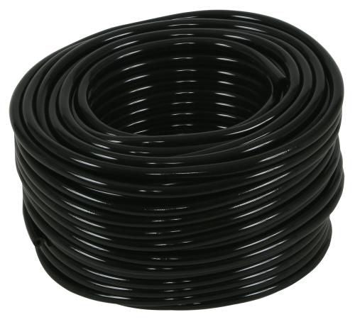 Grow Kings - Hydro Flow® Premium Vinyl Tubing - Black 100 ft Roll - 1/8 in ID - 1/4 in OD