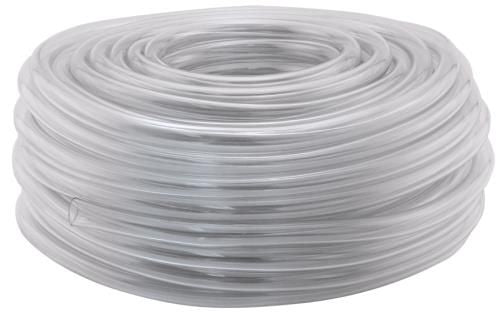 Grow Kings - Hydro Flow® Premium Vinyl Tubing - Clear 100 ft Roll - 1/4 in ID - 3/8 in OD