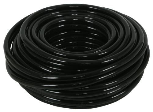 Grow Kings - Hydro Flow® Premium Vinyl Tubing - Black 100 ft Roll - 3/8 in ID - 1/2 in OD