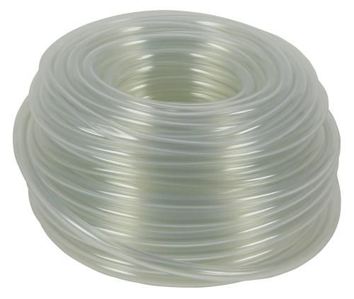 Grow Kings - Hydro Flow® Premium Vinyl Tubing - Clear 100 ft Roll - 3/8 in ID x 1/2 in OD
