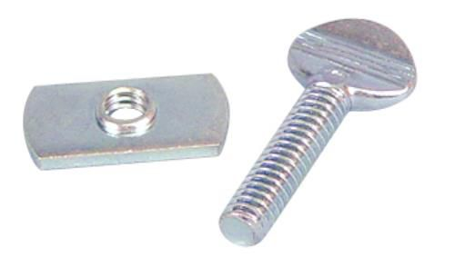 Grow Kings - LightRail Slide Nut w/ Thumb Screw