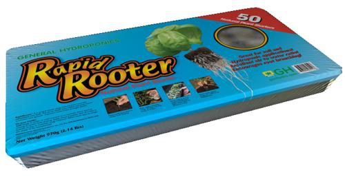 Grow Kings - GH Rapid Rooter 50 Cell Plug Tray (12/Cs)
