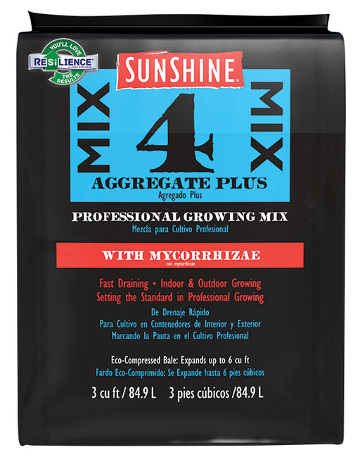 Grow Kings - Sunshine® Mix #4 with Mycorrhizae