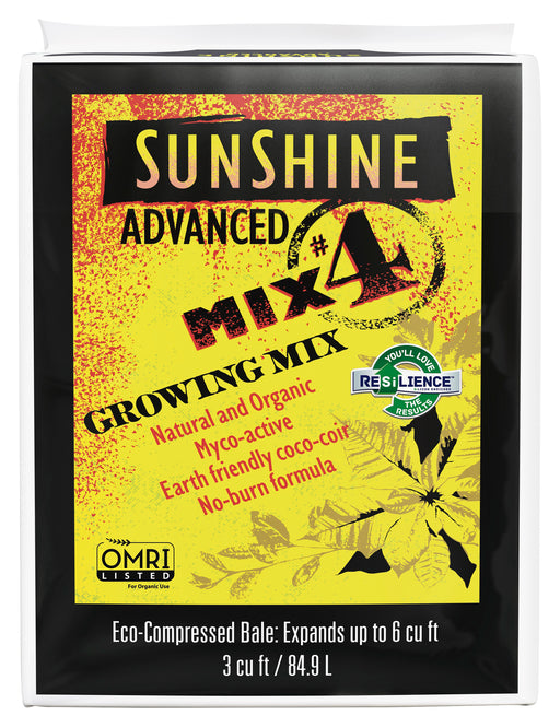 Grow Kings - Sunshine® Advanced Mix #4