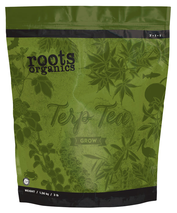 Grow Kings - Roots Organics Terp Tea Grow 7 - 1 - 1