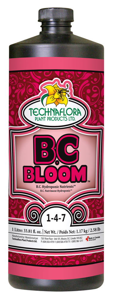 Grow Kings - Technaflora® B.C Bloom™ 1 - 4 - 7