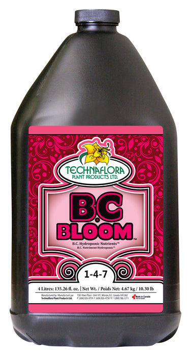 Technaflora® B.C Bloom™ 1 - 4 - 7