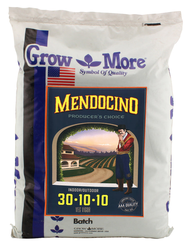 Grow Kings - Grow More® Mendocino Veg Vigor 30 - 10 - 10