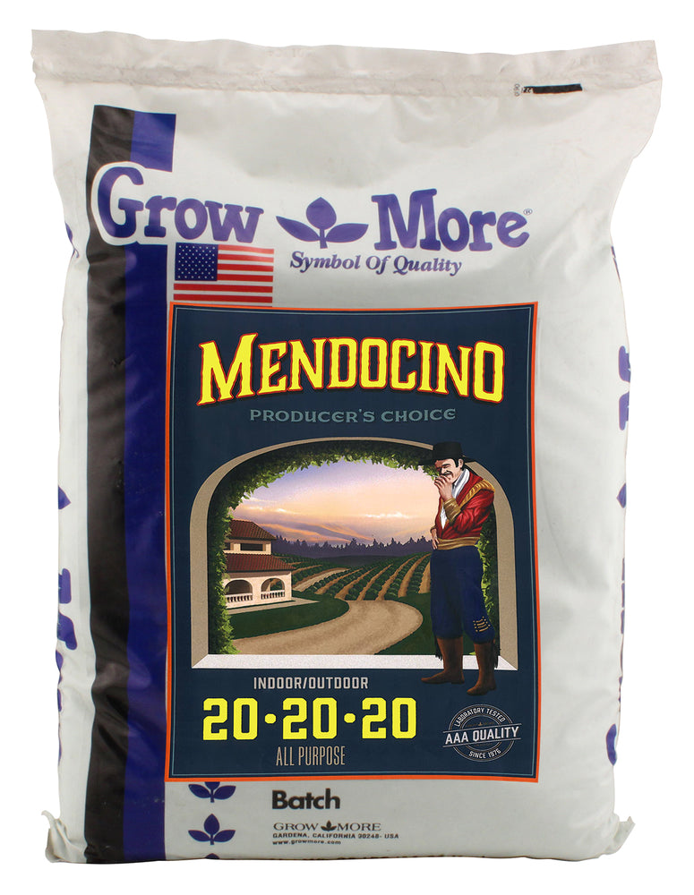 Grow Kings - Grow More® Mendocino All Purpose 20 - 20 - 20