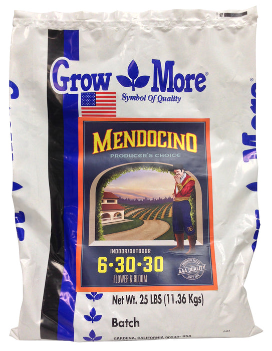 Grow Kings - Grow More® Mendocino Flower & Bloom 6 - 30 - 30