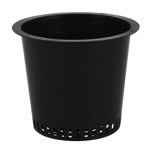 Grow Kings - Gro Pro Premium Black Mesh Pot 8 in (100/Cs)