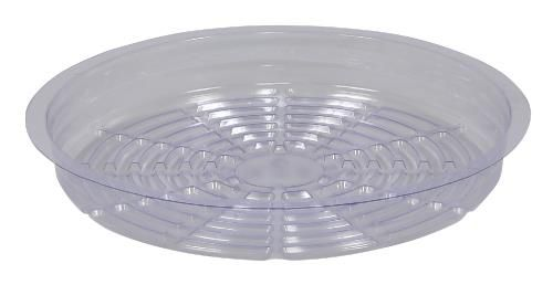 Grow Kings - Gro Pro Premium Clear Plastic Saucer 10 in (50/Cs)
