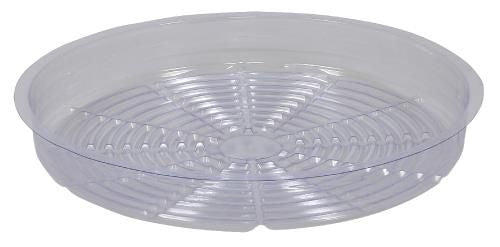 Grow Kings - Gro Pro Premium Clear Plastic Saucer 14 in (25/Cs)