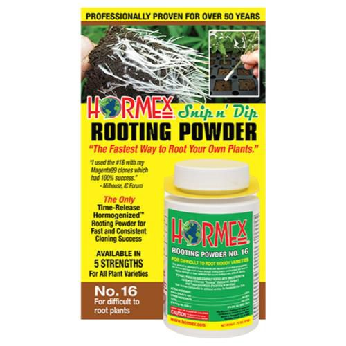 Grow Kings - Hormex® Snip n' Dip® Rooting Powder #16