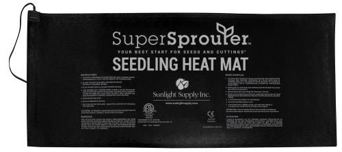 Grow Kings - Super Sprouter® Seedling Heat Mat - 4 Tray