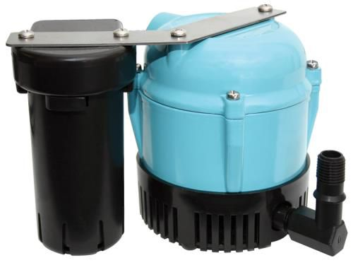 Grow Kings - Little Giant® 1-ABS Submersible Pump 205 GPH