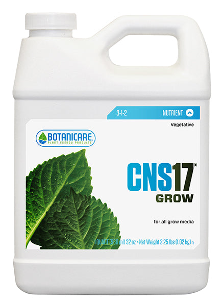 Grow Kings - Botanicare® CNS17® Grow 3 - 1 - 2