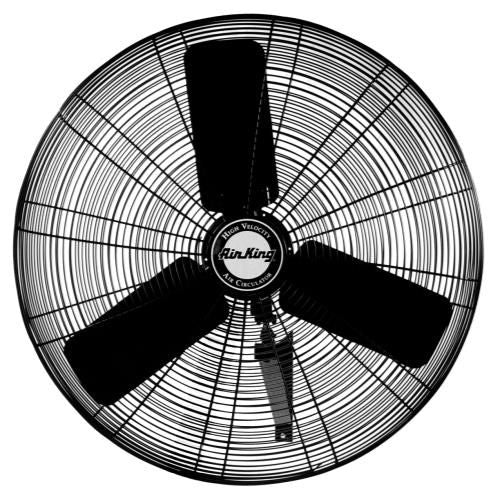 Air King Oscillating Wall Mount Fan 30 inch