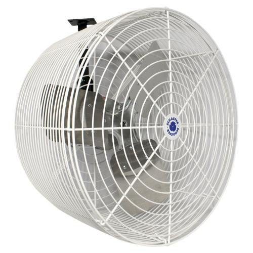 Grow Kings -  Schaefer Versa-Kool Circulation Fan 20 in w/ Tapered Guards, Cord & Mount - 5470 CFM