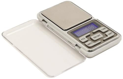 Grow Kings - Measure Master® 500g Digital Pocket Scale