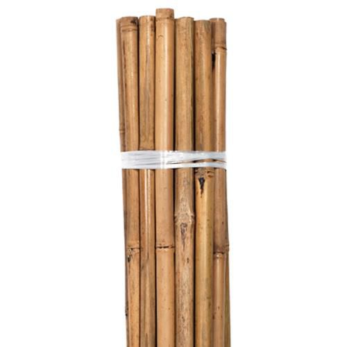 Grower's Edge® Natural Bamboo Stakes - 4 ft Bulk
