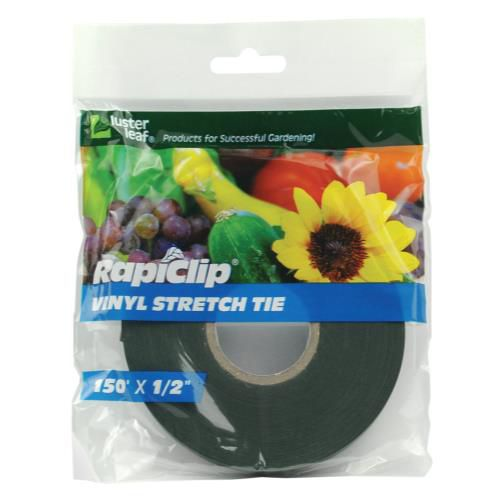Grow Kings - Luster Leaf Rapiclip Vinyl Stretch Tie 0.5 in (12/Cs)
