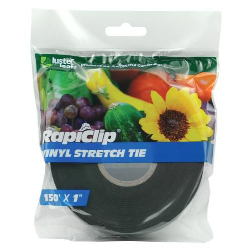 Grow Kings - Luster Leaf Rapiclip Vinyl Stretch Tie 1.0 in (12/Cs)