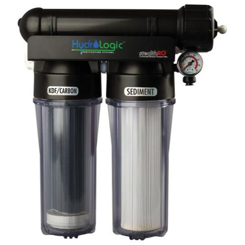 Grow Kings - Hydro-Logic® Stealth RO™ 150 with KDF Carbon Filter