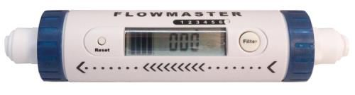 Grow Kings - Hydro-Logic® Flowmaster Ultra Low Flow Meter - 1/4 in