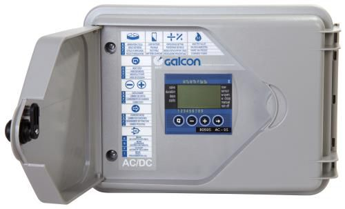 Grow Kings - Galcon 9 & 12 Station Outdoor Irrigation, Misting and Propagation Controllers - Nine Station - 8059S (AC-9S)