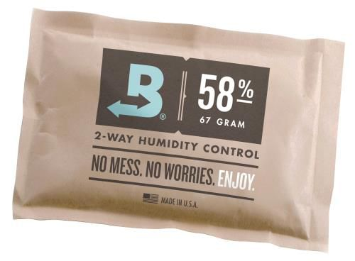 Boveda® 2-Way Humidity Packs 58%