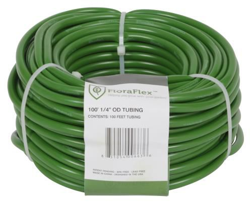Grow Kings - FloraFlex® Tubing 1/4 in OD 100 ft Roll
