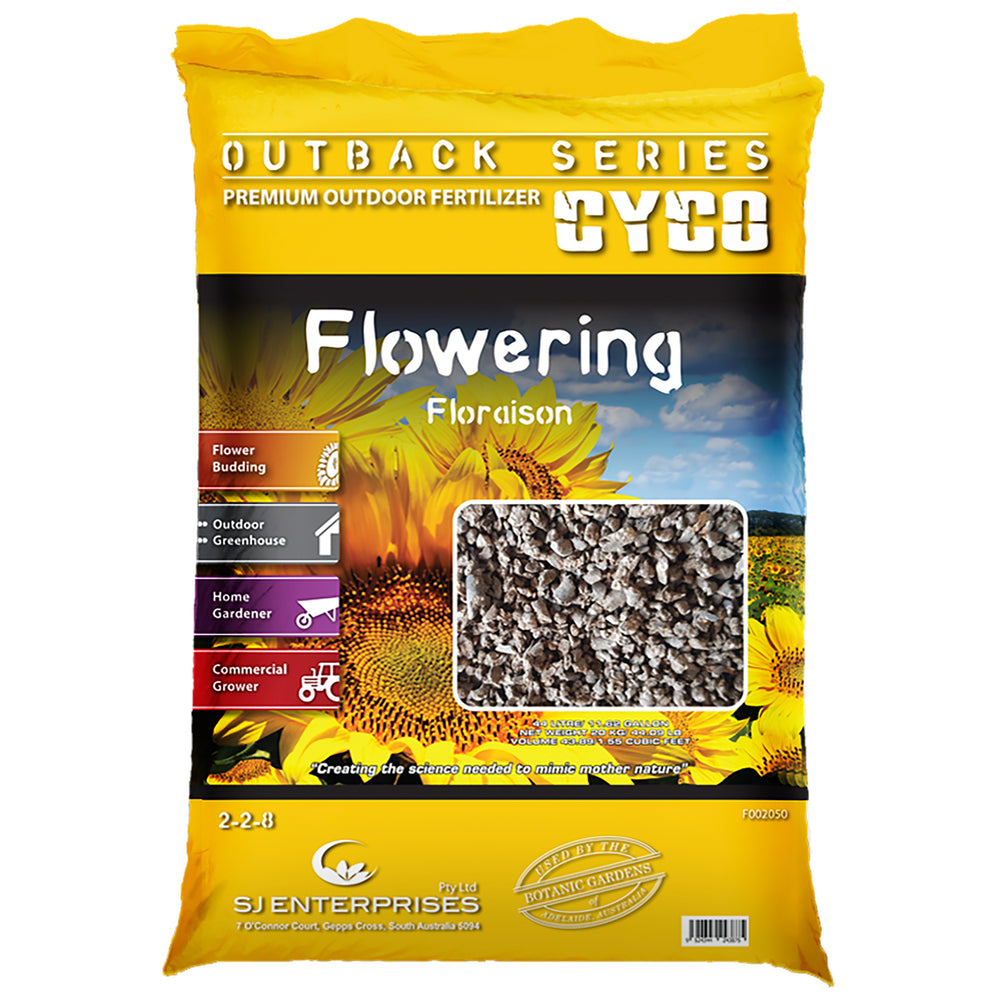 Grow Kings - CYCO Outback Series Flowering