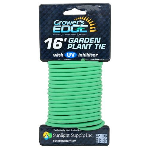 Grow Kings - Grower's Edge Soft Garden Plant Tie 5mm - 16 ft (20/Cs)