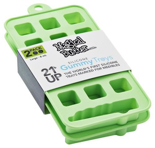 Grow Kings - MagicalButter® 21UP™ Gummy Trays - 8 ml