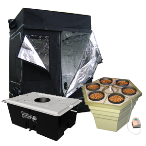 Grow Tents, Systems, and Trays