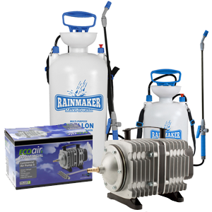 Water and aeration products